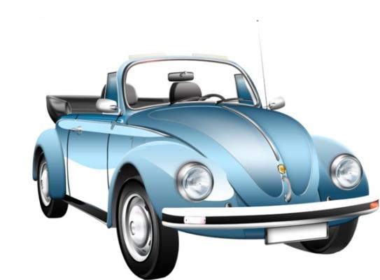 Car hire Hvar VW Beetle